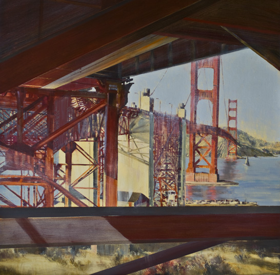 Golden Gate Bridge by April Raber